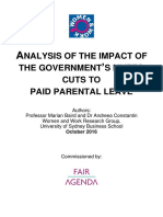 Analysis of Impact of PPL Cuts_WWRG_27 10 2016_Final