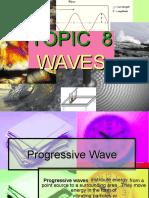 9)waves