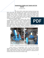Proposal Penawaran Pompa Air Tanpa Motor