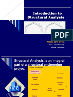 Introduction to Stuctural Analysis