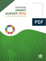 UN E-gov Survey