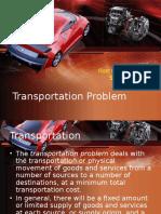 Kuliah Ke-8 - Masalah Transportasi