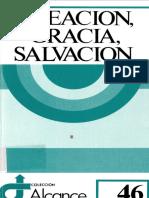Creacion, Gracia, Salvación. Ruiz de la Peña, Juan Luis