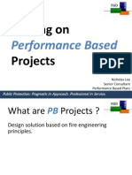 Sharing on Performance Based Projects