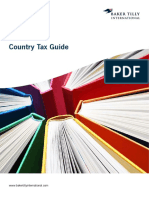 Romania Tax Guide 2015 1mar15