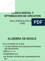 Logica Digital y Optimizacion de Circuitos-upc