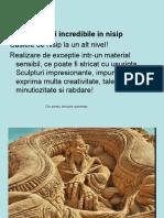 Sculpturi Din Nisip - pps