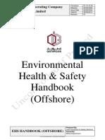 SHE Handbook (Onshore)