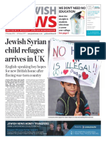 27 October 2016, Jewish News, Issue 974