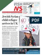 27 October 2016, Jewish News, Issue 974