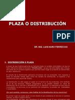 1 Plaza o Distribucion