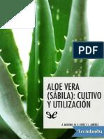 Aloe Vera Sabila Cultivo y Utilizacion - AA VV