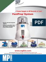 FastPrep24 Information