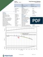 Performance Data Sheet