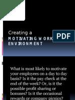 Motivation, Employment Contract, Diversity