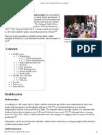 Health in India - Wikipedia, The Free Encyclopedia