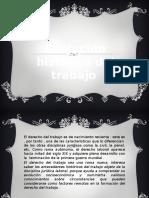 Evolucion Del Trabajo en Los Pueblos de America Precolombina.