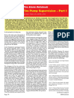 Fire Pump Supervision Journal