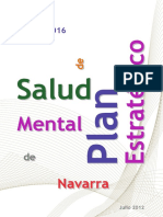 Plan Salud Mental Navarra