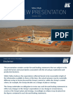 Tullow October 2014 Overview Presentation