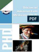 Amazon Floks Medicine PhD