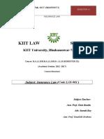 Insurance Law (2015)