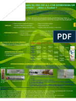 27. Uso de Anestesico Local Con Epinefrina en Podologia -Mito o Verdad