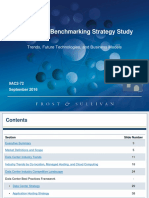 Data Center Benchmarking study