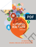 The Language of Real Estate 7E