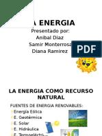 Presente y Futuro de La Energía (1)