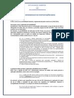 APOSTILA - Regime Diferenciado de Contratacoes (RDC) - PGE-PGM 2015