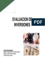 Gestion Financiera IV Sesión II Semestre 2016