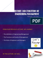 EMGT101_LEC2_History and Evolution of Engineering Management
