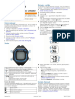 Garmin Forerunner 15 Manual - PT