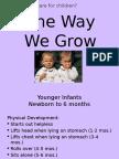the way we grow
