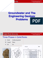 Course 5 Groundwater Enginering Geology 2014