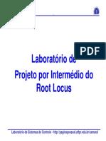 19_2 - Lab 10 - Projeto Com Root Locus