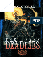 Demon - The Fallen - Trilogy of the Fallen 2 - The Seven Deadlies