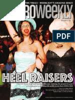 Metro Weekly - 10-27-16 - High Heel Race 30th Anniversary