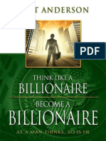 Think Like a Billionaire Become a Billionaire
