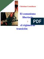 Christian Cornelissen - El comunismo libertario y el régimen