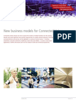 New Business Models for Connected Living Exec Summary