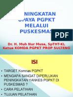 PENYEBAB KETULIAN PHC
