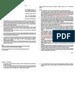 Transpo Law Case Digest-Arrastre v Stevedore
