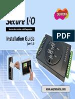 InstallationGuide_SecureIO