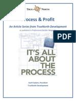 Scott Sedam Process and Profit