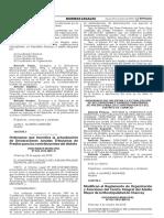 Ordenanza que incentiva la actualización de Declaraciones Juradas Tributarias de Predios para los contribuyentes del distrito