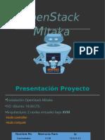 OpenStack Mitaka FJRR