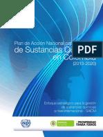 Plan de Accion Nacional 2013-2020