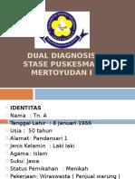 Ppt Lapsus Dual Diagnosis Puskesmas Mertoyudan